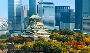 Investing in a Project to Deliver Japanese Entertainment at Osaka Castle Park.