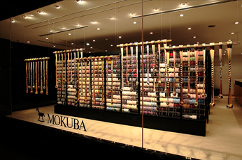 MOKUBA Showroom